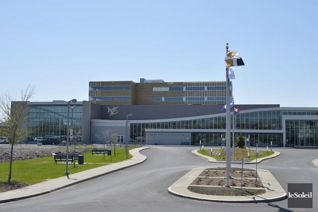 Le Centre des congrès et d'exposition de Lévis,... (Le Soleil, Yan Doublet)