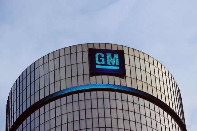 Le constructeur automobile américain General Motors (GM) a annoncé vendredi... (PHOTO ARCHIVES AFP)