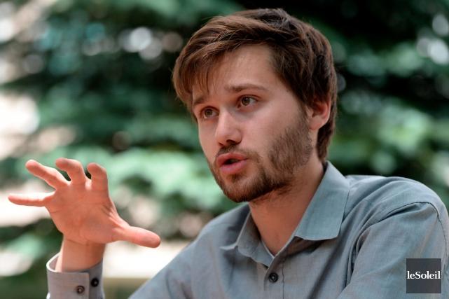 Le successeur de Léo Bureau-Blouin sera élu dès... (PHOTO ÉRICK LABBÉ, ARCHIVES LE SOLEIL)