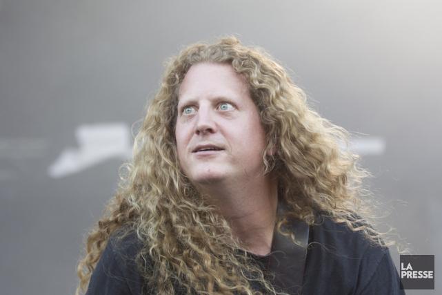 Le groupe de musique metal Voivod connaît un... (Photo: La Presse)