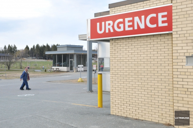 Le bilan de santé des urgences des centres hospitaliers sur le territoire... (Archives La Tribune)