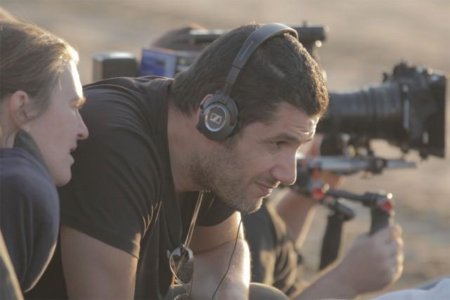 Le réalisateur franco-marocain Nabil Ayouch... (Photo: fournie par la Quinzaine des réalisateurs)