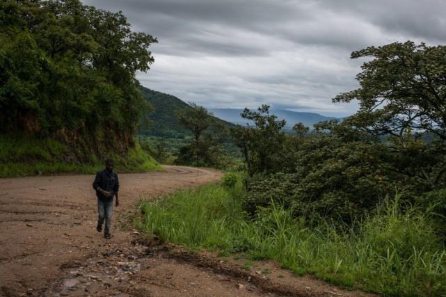 Grande comme cinq fois la France, la RDC... (PHOTO FEDERICO SCOPPA, AFP)