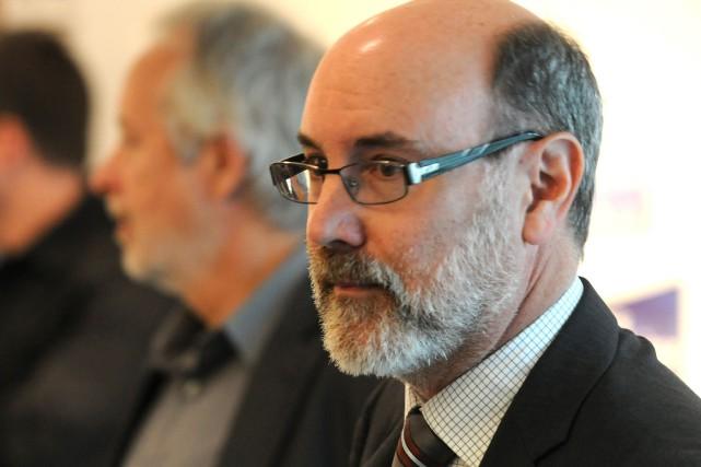 Robert Aubin... (Photo: François Gervais Le Nouvelliste)