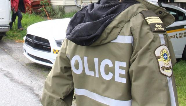 Quatre personnes ont été arrêtées en lien avec... (archives La Voix de l'Est)