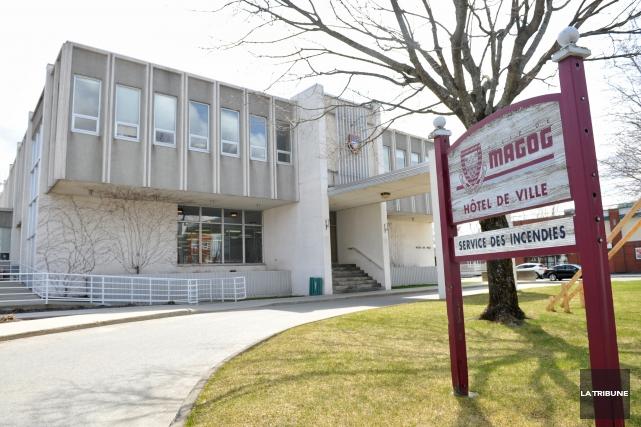 La Ville de Magog annonce un autre excédent record de 3,7 M$ pour l'exercice... (Archives La Tribune, Maxime Picard)