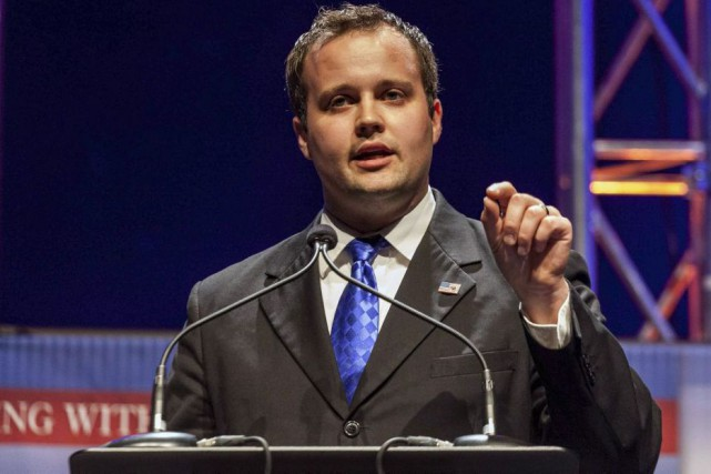 Josh Duggar, l'un des 10 fils de cette... (Photo: archives Reuters)