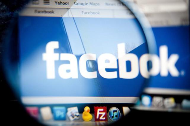 Si Facebook ne fournit pas les données d'ici... (Photo Timur Emek, Archives AP)
