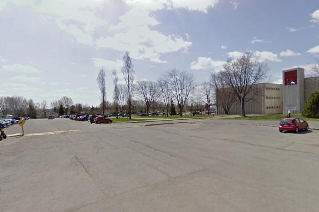 L'auteur dénonce que, dans le quartier de l'Arpidrome,... (Google Street View)