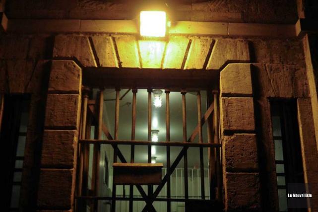La Vieille prison de Trois-Rivières.... (Photo: Archives, Le Nouvelliste)