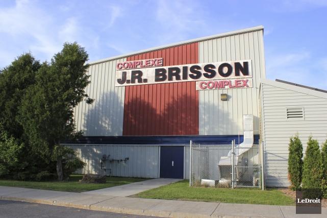 Le complexe J.R. Brisson pourrait devenir un lieu... (Martin Brunette, LeDroit)