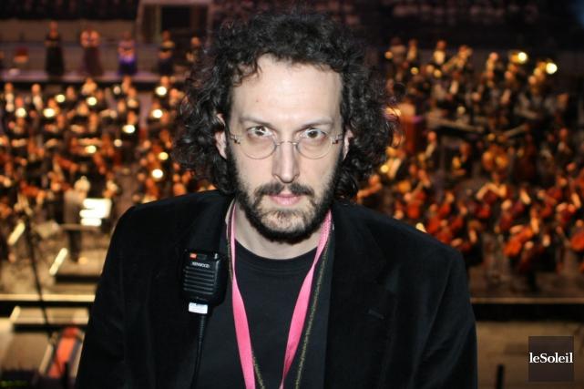 Bernard White en 2008... (Photothèque Le Soleil)