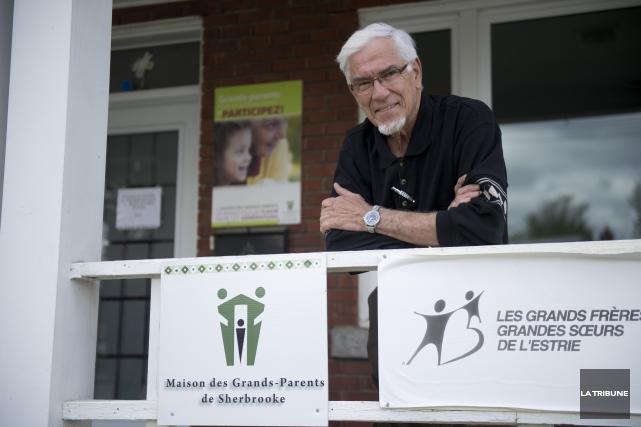 Robert Gagné, directeur par intérim de la Maison... (IMACOM, RENÉ MARQUIS)