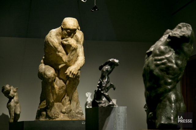 Le Musée des beaux-arts de Montréal présentera à compter de samedi une... (Photo: David Boily, La Presse)