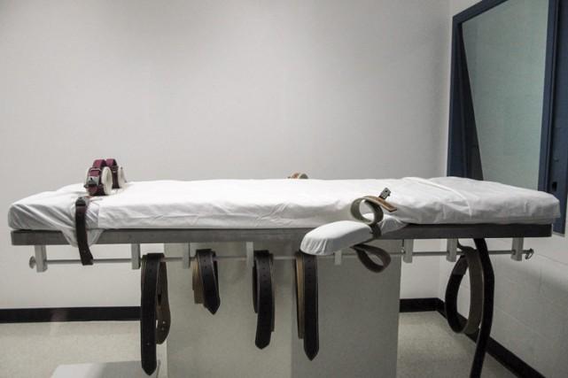 En 2014, 80% des exécutions aux États-Unis ont... (Archives AP)