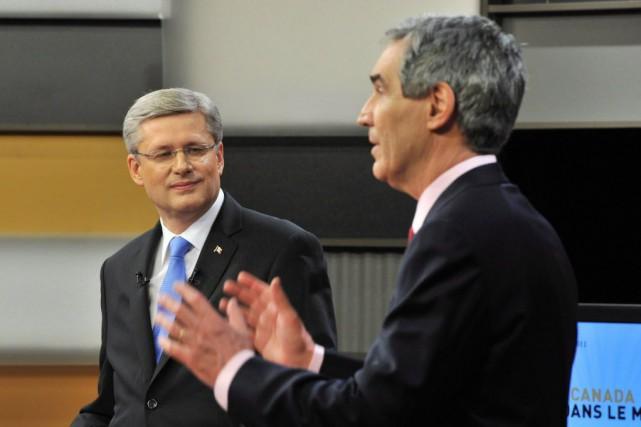 Les conservateurs ont affirmé vouloir explorer différentes formes... (Photo Sean Kilpatrick, La Presse canadienne)