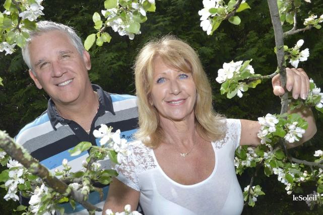 Martin Roberge et sa soeur Line sont copropriétaires... (Le Soleil, Jean-Marie Villeneuve)