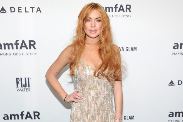 Lindsay Lohan... (Photo: AP)