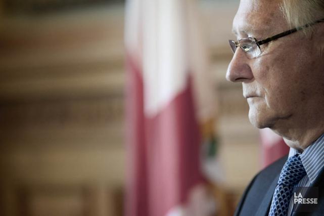 Selon Gérald Tremblay, ex-maire de Montréal qui a... (PHOTO MARCO CAMPANOZZI, ARCHIVES LA PRESSE)