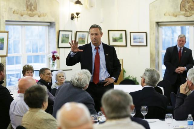 L'ex-gouverneur du Maryland doit annoncer sa candidature samedi... (PHOTO CHARLIE NEIBERGALL, ARCHIVES AP)