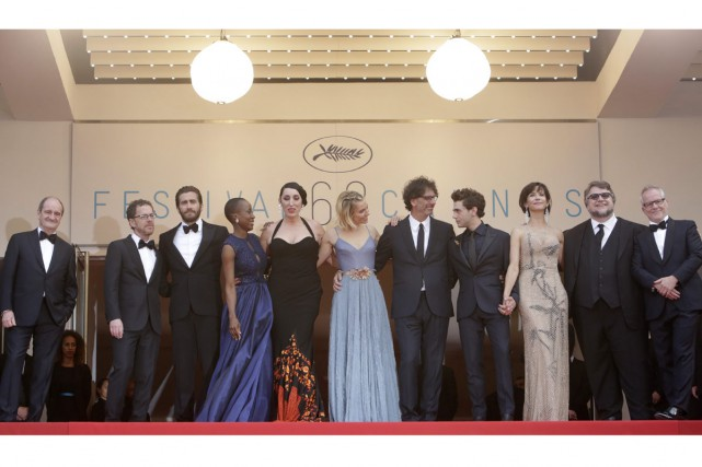 Le jury du 68e Festival de Cannes est... (Photo: AP)