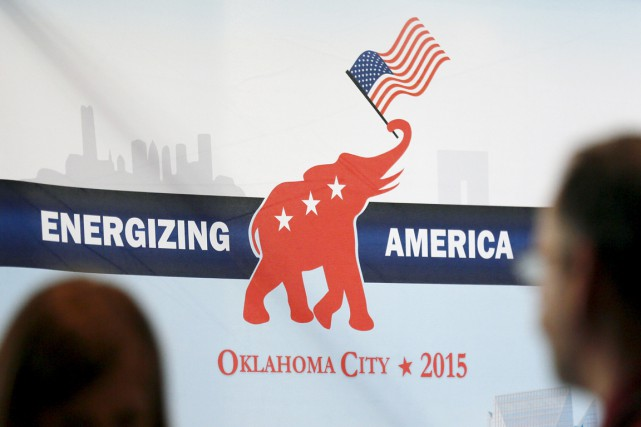Le parti de l'éléphant n'a toujours pas de... (PHOTO RICK WILKING, REUTERS)