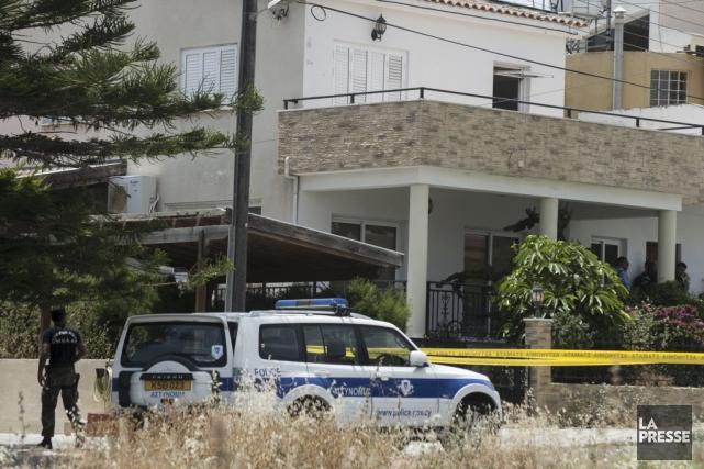 Le suspect, qui réside dans la ville de... (PHOTO IAKOVOS HATZISTAVROU, AGENCE FRANCE-PRESSE)