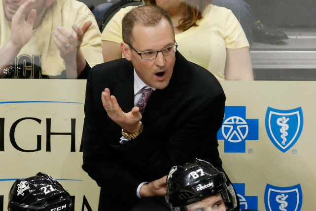 Dan Bylsma... (Photo Gene J. Puskar, archives AP)