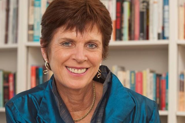Née en Irlande, MmeRichardson a étudié l'histoire à... (PHOTO TIRÉE DE TWITTER)