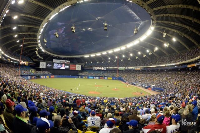 Près de 193 000 personnes ont assisté aux... (Photo Bernard Brault, La Presse)