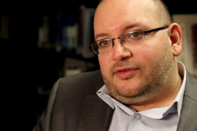 Jason Rezaian... (PHOTO ZOEANN MURPHY, THE WASHINGTON POST/REUTERS)