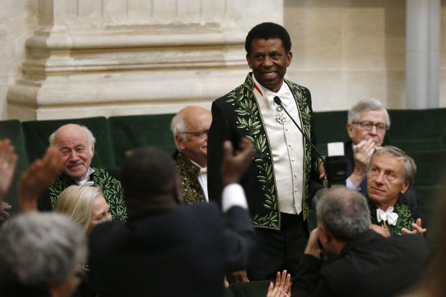 Dany Laferrière... (Photo AFP)