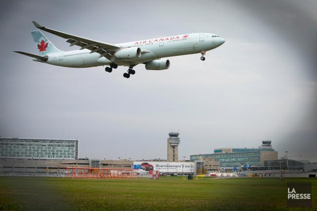 Les compagnies aériennes nord-américaines Delta, American Airlines, United... (PHOTO ALAIN ROBERGE, ARCHIVES LA PRESSE)