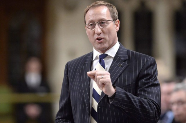 Peter MacKay... (PHOTO ADRIAN WYLD, ARCHIVES LA PRESSE CANADIENNE)