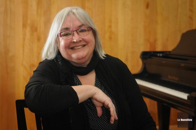 La directrice du Conservatoire de musique de Trois-Rivières... (Photo: François Gervais Le Nouvelliste)