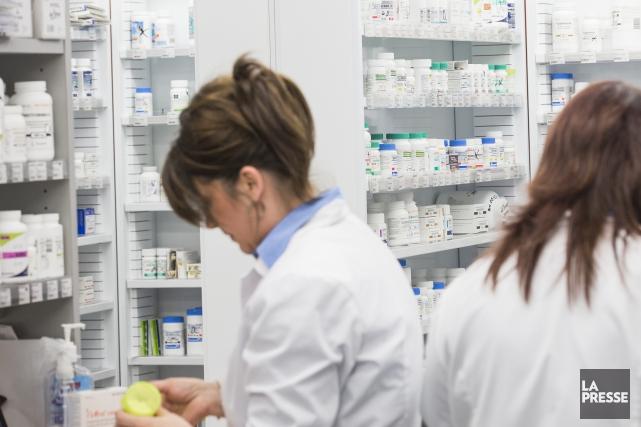 Les pharmaciens propriétaires sont des professionnels de la santé, mais aussi... (Archives La Presse)