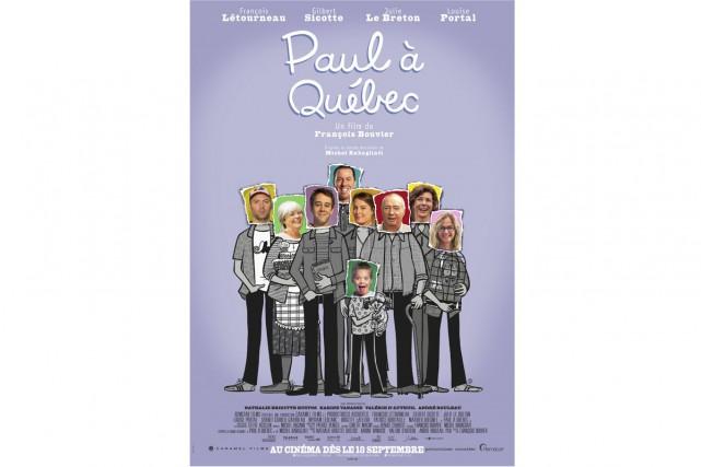 Auteur de la bande dessinée Paul à Québec et cosignataire du scénario... (Photo: fournie par la production)