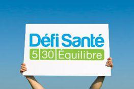 Six des neuf municipalités lauréates du Défi Santé 2015 dans les catégories de... (Photo site web Défi Santé 2015)