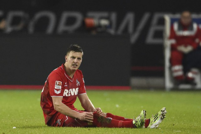 Kevin Wimmer... (PHOTO TOBIAS SCHWARZ, AFP)