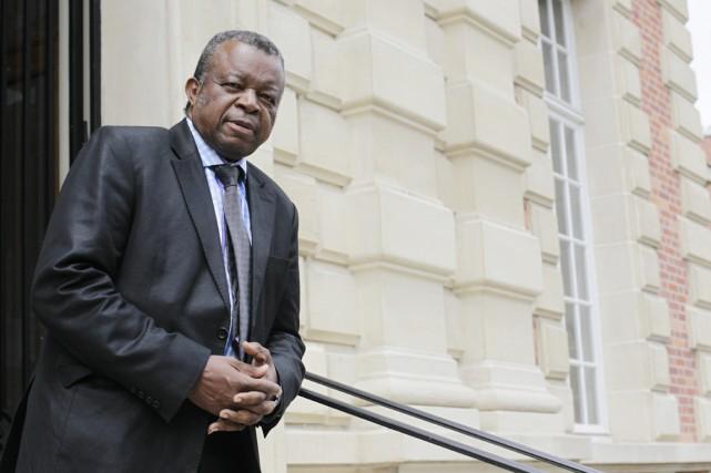 Peu connu du grand public, ce chercheur congolais... (PHOTO MATTHIEU ALEXANDRE, AFP)