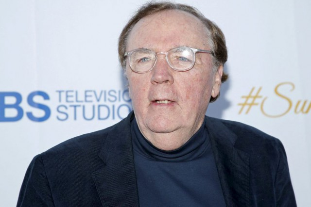 James Patterson... (Photo: archives Reuters)