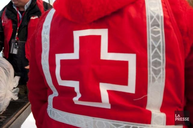2005 - La Croix-Rouge canadienne avoue une infraction réglementaire et... (Archives, La Presse Canadienne)
