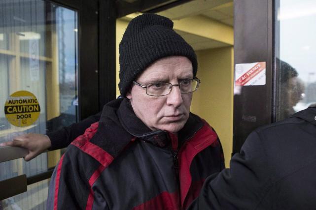 Benjamin Levin a été arrêté en juillet 2013... (PHOTO ARCHIVES LA PRESSE CANADIENNE)