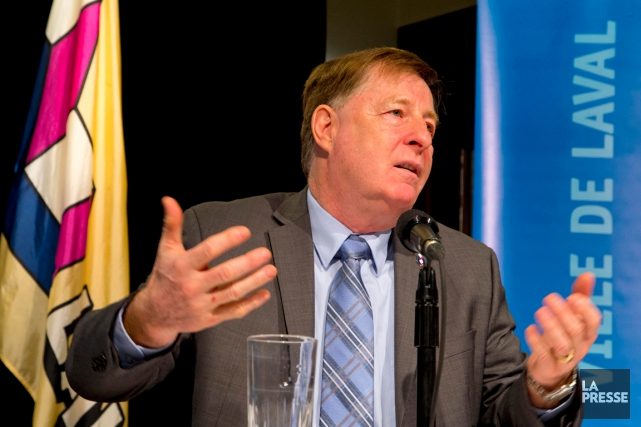 L'éligibilité du maire Demers était contestée devant les... (PHOTO ALAIN ROBERGE, ARCHIVES LA PRESSE)