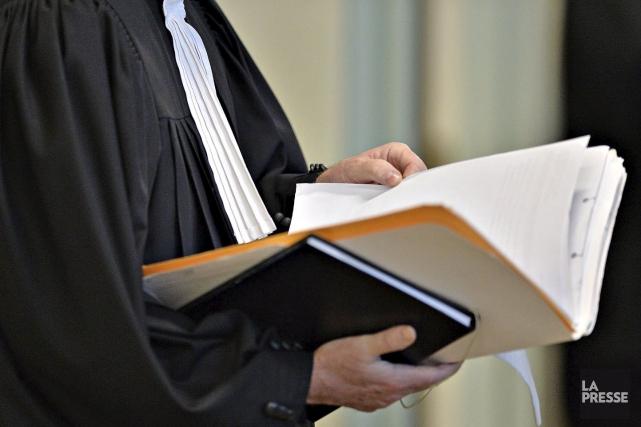 L'engorgement des tribunaux, un phénomène bien connu dans les causes... (Photo d'archives)