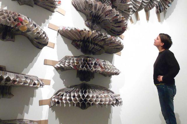 Grand déploiement, 2008... (Martin Côté)