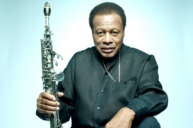 Wayne Shorter... (Robert Ascroft)