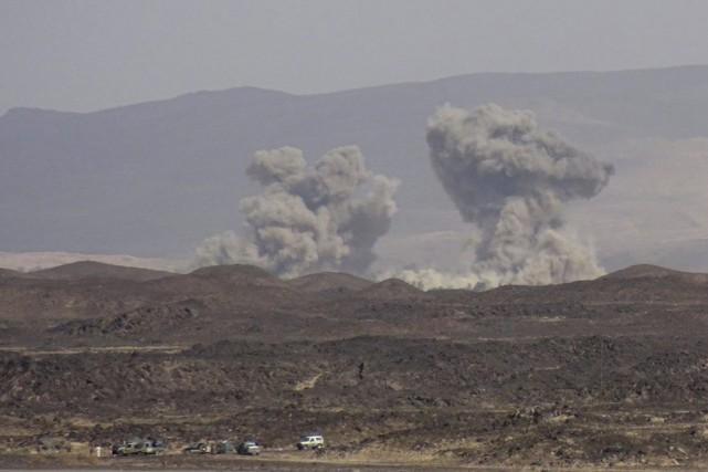 Le royaume saoudien est le chef de file... (Photo Abdullah Hassan, AFP)