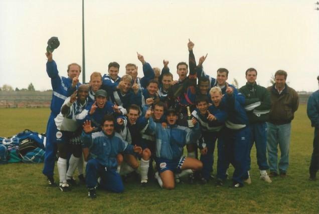 À l'automne 1995, le Mistral Estrie avait remporté... (Photo fournie)