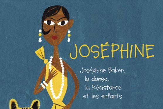 Joséphine, comme dans Baker. Chanteuse et danseuse sans entraves.